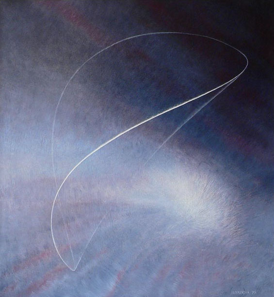 17. Hopeful Awakening of Light / Nadějné probouzení / 1999